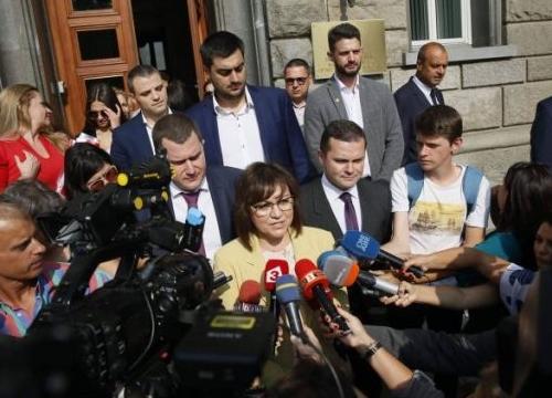 Корнелия Нинова: Тръгваме към изборите с надежда и вяра, че може да се промени моделът на управление на общините