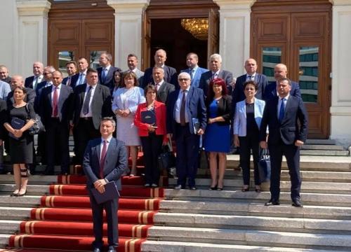 Кристиан Вигенин за трети път е зам.-председател на Народното събрание